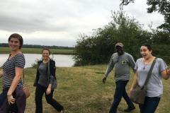 England-walk