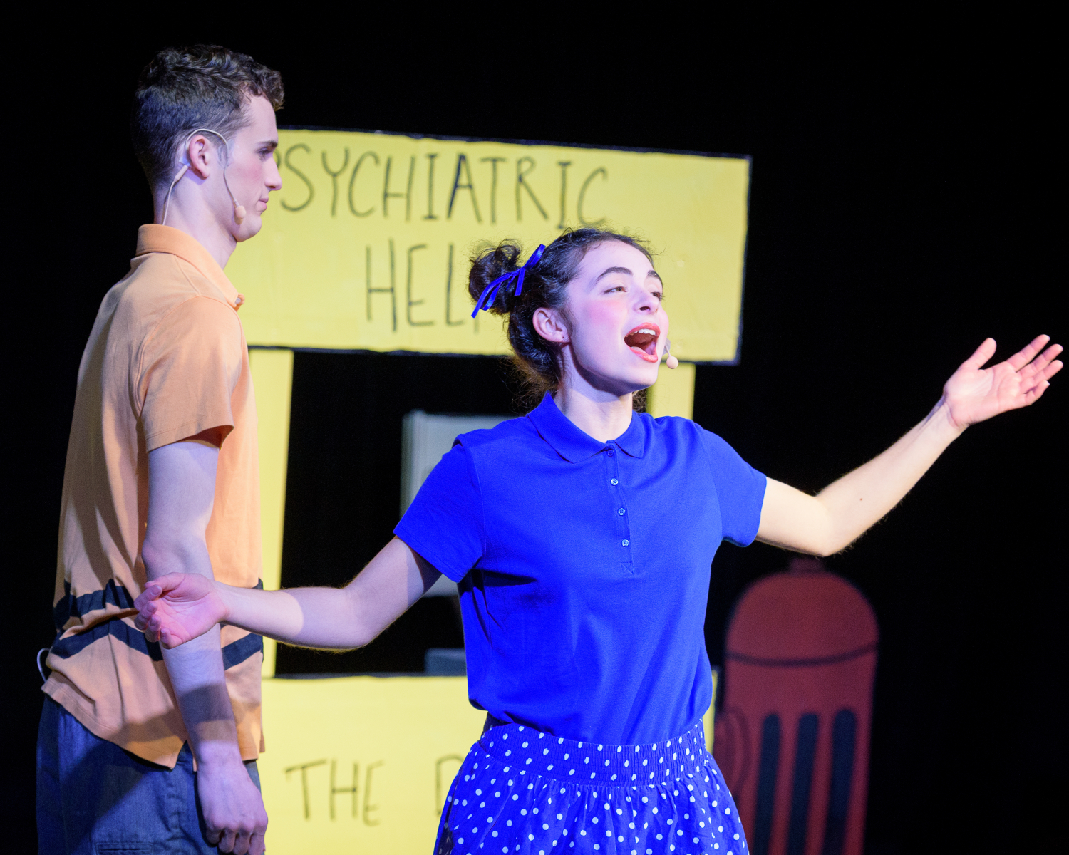 Charlie Brown: the Musical