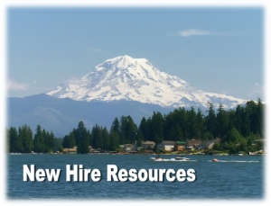 New Hire Resources